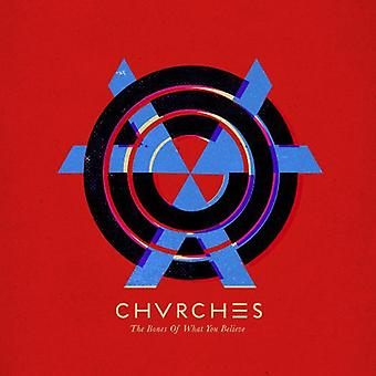Chvrches - Bones of What You Believe [CD] USA import