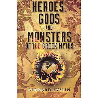 Bohaterowie, bogowie i potwory greckiego mitu
