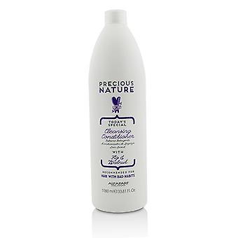 Preciosos de AlfaParf naturaleza hoy es especial limpieza acondicionador (para cabello con malos hábitos) 1000ml/33.81 oz