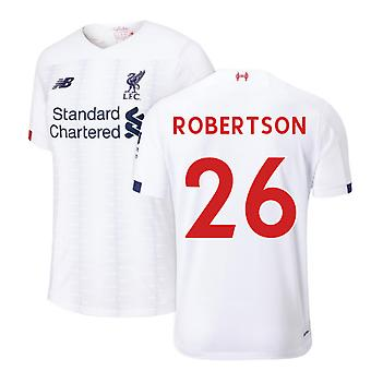 2019-2020 Liverpool Away Maillot de football (Robertson 26)