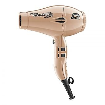 Parlux Advance Light Ceramic And Ionic Hairdryer - Light Gold