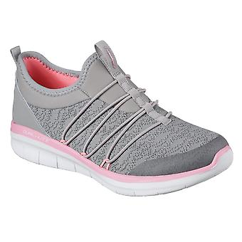 Skechers Womens Synergy 2.0 Simply Chic Sports Shoe