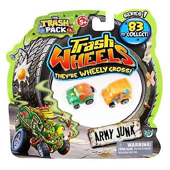 Giochi Preziosi Trash Wheels Blister 2 Vehicles