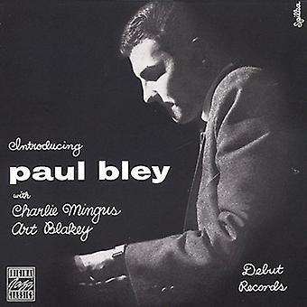 Paul Bley-Introducing Paul Bley [CD] USA import