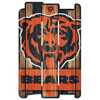 Wincraft PLANK Holzschild Wood Sign - NFL Chicago Bears