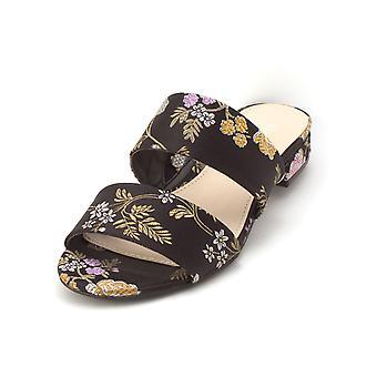 Bar III naisten Dreamer kangas avoin toe rento Slide sandaalit
