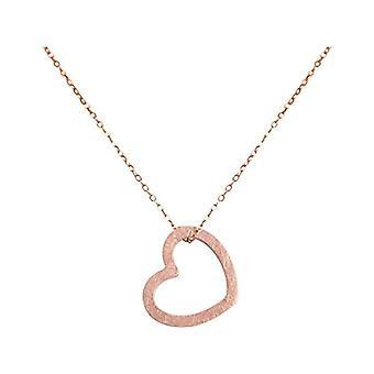 Gemshine Necklace with Donna vermeil pendant - C1235rr
