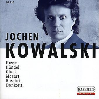 Jochen Kowalski - Kowalski: Arien [CD] USA import