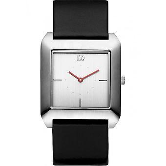 التصميم الدنماركي - ساعة اليد - السيدات - IV18Q989 الفولاذ المقاوم للصدأ
