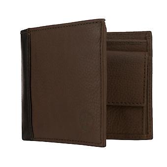 Timberland mænds pung tegnebog pung brun 8217
