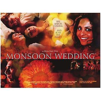 Monsoon Wedding (Scenes) (Double Sided) Original Cinema Poster