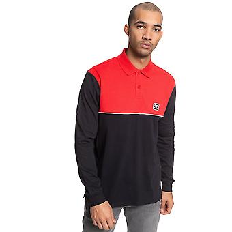 DC Brookledge Polo Shirt in Black