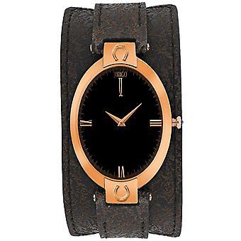 Jivago Women's Good luck Black Dial Watch - JV1830