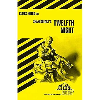 Notater om Shakespeare ' s tolvte Night (Cliffs notater)