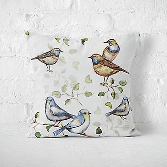 Meesoz Cushion Cover - Forest Birds