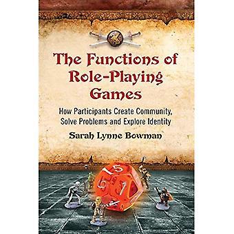 Funkcje gry fabularne: jak uczestnicy tworzenia Wspólnoty, rozwiązywania problemów i odkrywania tożsamości