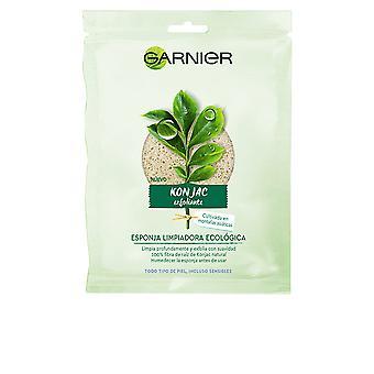 Garnier bio konjac esponja Exfoliante-limpiadora Ecológica unisex