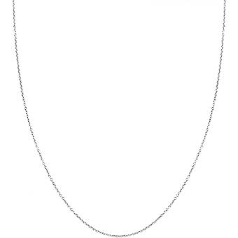 Blush 30469WGO/42 necklace - Women's 42cm White Gold Chane