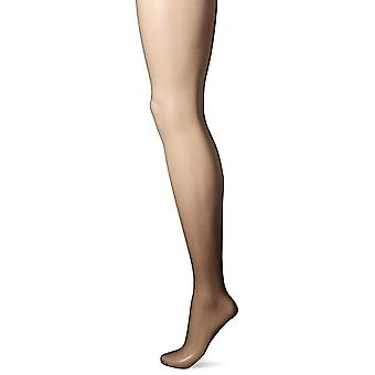 Berkshire Women's Shimmers Ultra Sheer Control Top Pantyhose, Black, Size 2.0