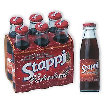 Stappj Bitter Rabarbaro-( 100 Ml X 24 Lattine )