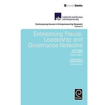 Företagsamma platser ledarskap och styrning nätverk av Liddle & Joyce