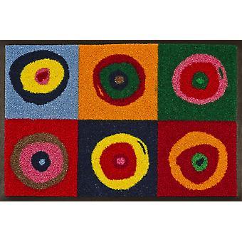 Wash & Dry Fußmatte waschbar Sergej 40x60 cm 052715