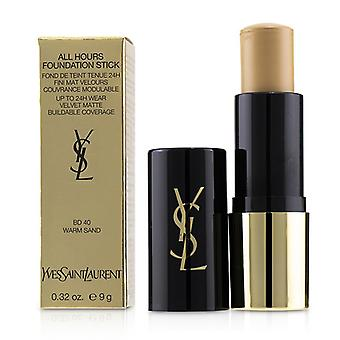 Yves Saint Laurent All Hours Foundation Stick - Bd40 warmen Sand - 9g/0.32oz