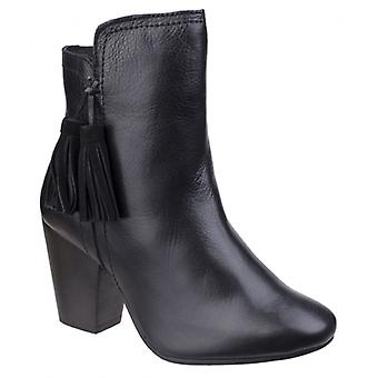 Hush Puppies Daisee Billie Ladies Ankle Boots Black