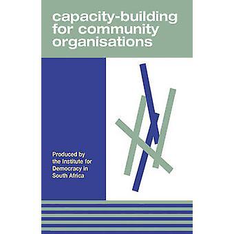 CapacityBuilding for Community Organisations by IDASA