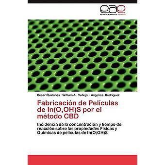 Fabricacion de Peliculas de Ino OhS Por El Metodo CBD par Qui Ones et Cesar