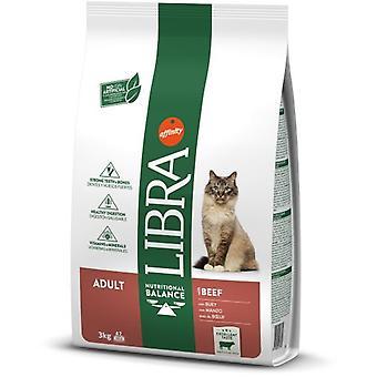 Libra Cat Adult Buey (Cats , Cat Food , Dry Food)