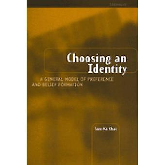 Choosing an Identity - A General Model of Preference and Belief Format