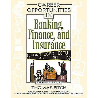 Career Opportunities in Banking - Finance - and Insurance (2nd Revise