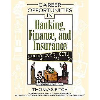 Karriärmöjligheter inom bank - finans- och försäkringsverksamhet (2nd revidera