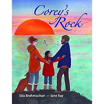Corey's Rock by Sita Brahmachari - 9781910959978 Book