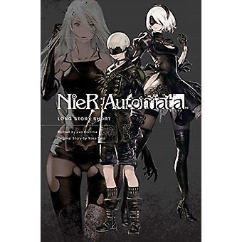 NieR -Automata - Long Story Short by Jun Eishima - 9781974701629 Book