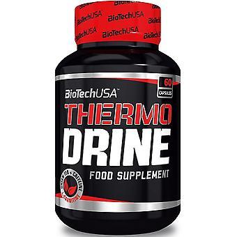 BiotechUSA Thermo Drine 60 Kapsül