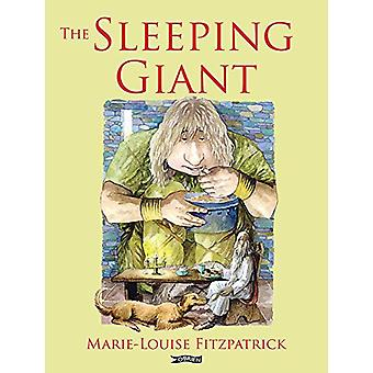 The Sleeping Giant by Marie-Louise Fitzpatrick - 9781788490894 Book