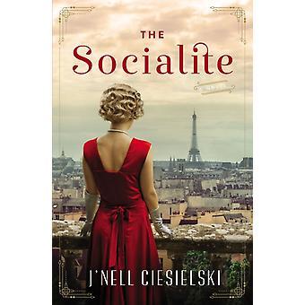 Socialite by Jnell Ciesielski