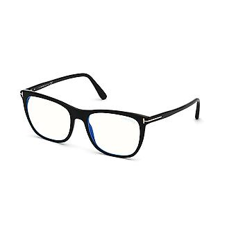Tom Ford TF5672 001 Occhiali neri lucidi