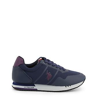 Man leather sneakers shoes ua32311