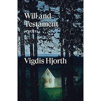 Will and Testament by Vigdis Hjorth - 9781788733106 Book