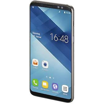 Hama Ultra Slim Back coprire Samsung Galaxy A6 (2018) Nero