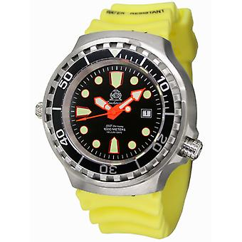 Tauchmeister T0079Y professional automatic diving watch 1000 m