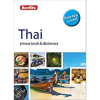 Berlitz Phrase Book & Dictionary Thai(Bilingual dictionary) by Be