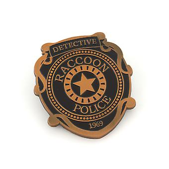 Official Resident Evil R.P.D. Pin Badge