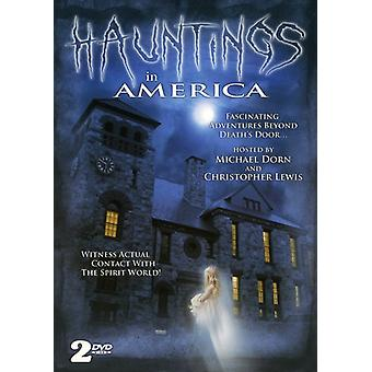 Hauntings in America [DVD] USA import