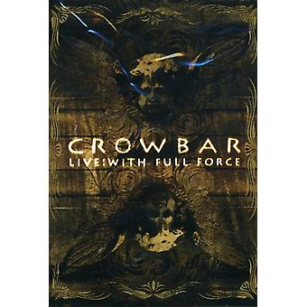 Crowbar - Live: With Full Force [DVD] USA import