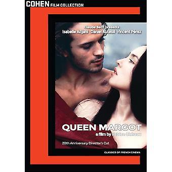 Queen Margot: 20th Anniversary Director's Cut [DVD] USA import