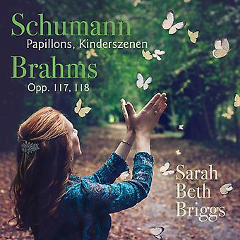 Papillons / Kinderszenen [CD] USA import